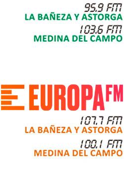 Emisoras ondacero La Bañeza - Astorga
